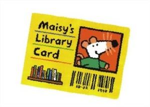 maisy's card