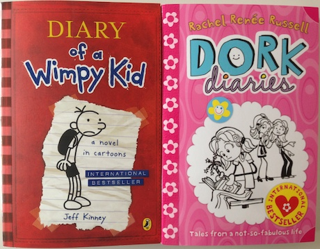 diary of a wimpy kid book 1 short summary