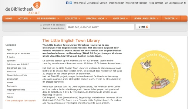 The_Little_English_Town_Library